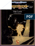 Ad&d Dl Dls3 Oak Lords