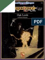Ad&d Dl Dls3 Oak Lords