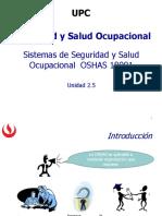 Sistemas OHSAS 18001