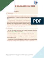 Hojas de Calculo Google Docs (1)