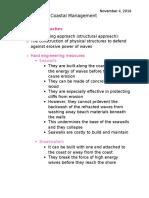coastal protection management