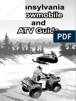 ATV Laws guide PA