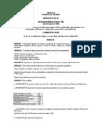 R-1985-17882 Normas Para Aplicación Del Titulo v de La Ley 09 de 1979, Sobre Alimetnos en Lo Relacionado Con Mayonesa, Su Elaboración, Conservación y Comercialización