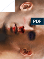 Face in a Jar Printable PDF Full Page