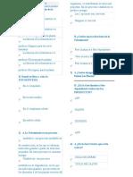 Evaluación de Biología Fotosintesis 2016