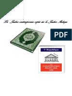 Justice Entre Islam Et La France