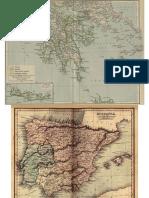 Ancient Maps 1