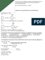 Prin Nitrarea Benzenului Se Obtine Un Amestec