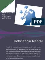 Deficiencia Mental 2