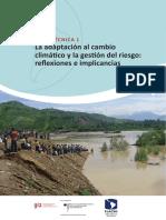B - La Adaptación al Cambio Climático y la Gestión del Riesgo.pdf
