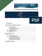 Gui a de Aprendizaje Para El Participante MOOC DATOLOGIA