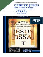 Le Prophete Jesus paix sur lui (Tome 1)