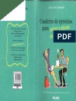 Cuaderno de Ejercicios Para Estar a Gusto en El Trabajo