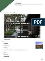 Soori Bali SCDA Architects