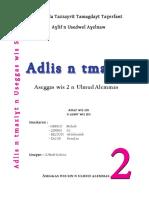 Manuel Scolaire Tamazight -Algérie - 2-Annee-moyenne