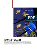 Voice of Silence. A Book on women in sciences and Arts