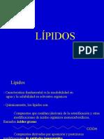 Clase 3 - Lipidos