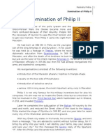 Domination of Philip II