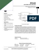 RF2126_datasheet
