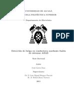 Deteccion de Fatiga en Conductores Mediante FusiON de SISTEMAS ADAS