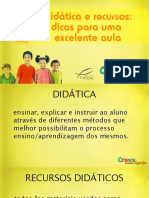 Workshop 4 Slides Didatica e Recursos