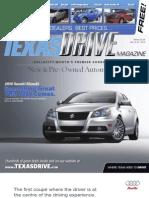 Texas Drive Magazine June 14-27,2010