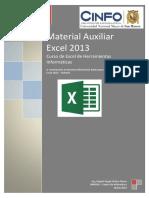Conceptos Basicos de Excel 2013 - Material Auxiliar