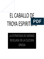 El Caballo de Troya Espiritual