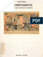 Remo Bodei-Scomposizioni. Forme Dell'Individuo Moderno-Einaudi (1987)