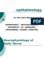 27.DEV_neurophysiology of Optic Nerve Fk Unsri
