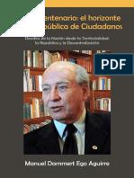 Perú Bicentenario DAMMERT