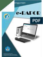 Draf Panduan Penggunaan E-Rapor 2016