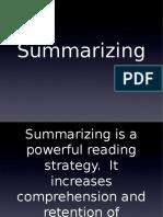 summarizingpowerpoint-140403111756-phpapp02