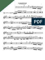 summertime alto sax.pdf