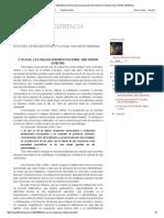 Educación y Gerencia_ Ética de La Evaluacion Institucional Una Visión General
