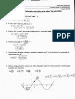 HW068 Sol - Cofunction Identities