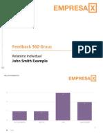 Feedback 360 Graus Relatorio Exemplo Modelo