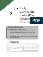 topic 3 pendidikan awal kanak-kanak