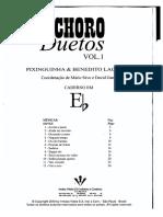 Documents.tips Choro Duetos Pixinguinha Lacerda Eb