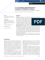 Alkaloids as a Source of Potential Anticholinesterase