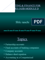 1 Partnership Accounts