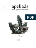 Stapeliads of Southern Africa and Madagascar Vol 1