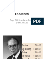 Pengantar kuliah endodontik
