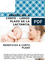 1-. Equipo 1, Beneficios de La Lactancia Materna a Corto y Largo Plazo