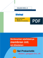2,3 _ Sitologi