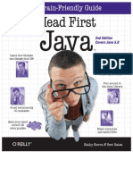 Head First Java 2nd Edition Ebook