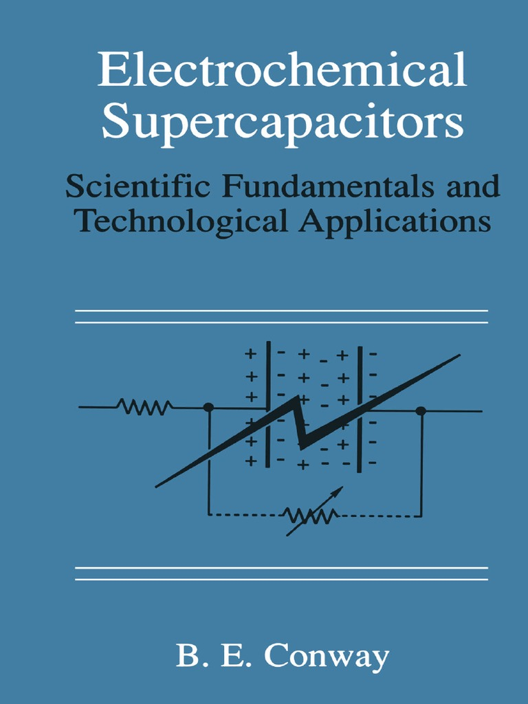 Electrochemical Supercapacitors Scientific Fundamentals and ...