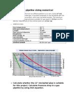 Gas Line Pressure Losses