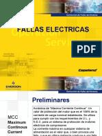 005 Fallas Eléctricas