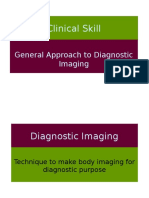 Clinical Skill  diagnostic imaging approach smst 2 IND.ppt